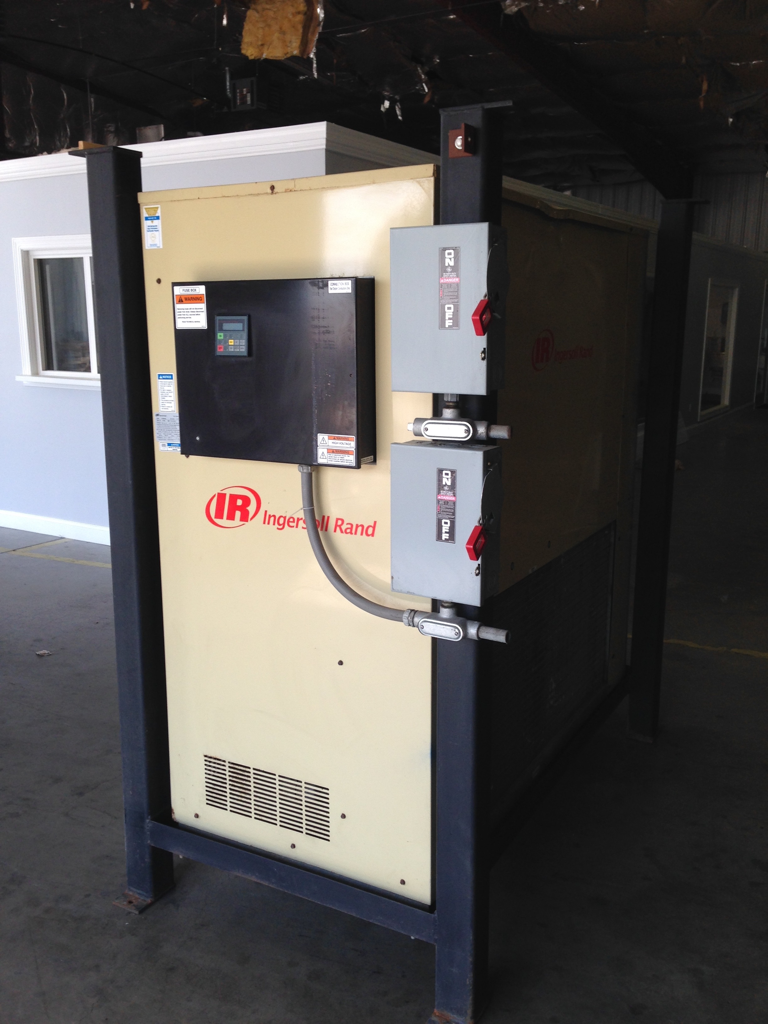 Ingersol Rand 1700 SCFM Air Dryer